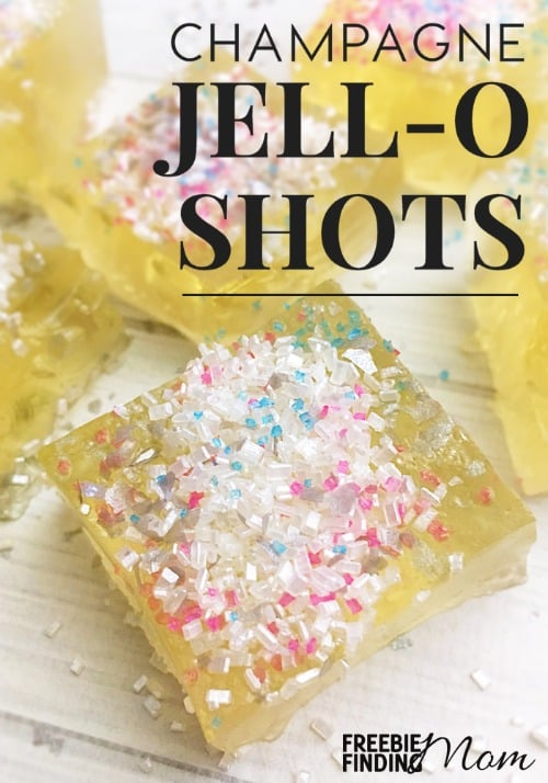 Want to ramp up the fun at your next adult party? Take a few minutes and make this Champagne JELL-O Shots recipe. Whether you are toasting to the New Year, celebrating Christmas or just hosting a fun gathering with friends and family these little grown-up goodies are a perfect party treat.