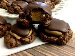Recipe for Buckeye Brownie Cookies