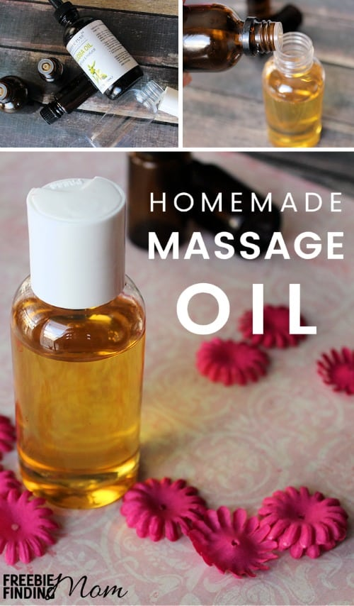 Need help relaxing at the end of a long day? Either you or your partner can rub this Homemade Massage Oil Recipe onto your skin to help elevate stress. In addition to helping you unwind, this Homemade Massage Oil is loaded with essential oils that smell amazing and that act as a libido and mood booster. You can also use this Homemade Massage Oil on a regular basis to moisturize and perfume your skin.