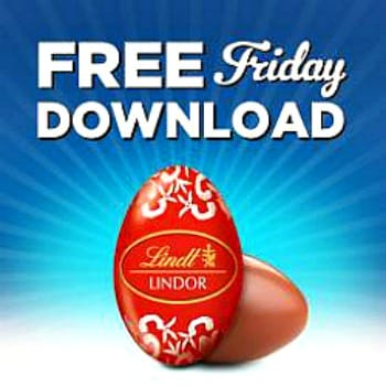 Kroger free Friday download for free Lindt Lindor Milk Chocolate Egg