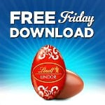 Kroger FREE Friday Download: One FREE Lindt Lindor Milk Chocolate Egg (February 24 Only)