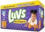 Luvs Diapers Printable Coupon: $1 Off Any One Luvs Diapers Pack (Excludes Trial/Travel Sizes)