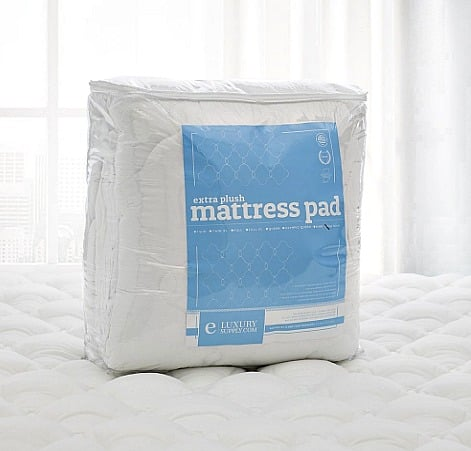 Mattress Pad with Fitted Skirt