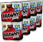 Amazon: 16XL Rolls Brawny Pick-a-Size Paper Towels Just $20.65 – Today Only!