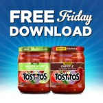 Kroger FREE Friday Download: One FREE Tostitos® Salsa (March 24 Only)
