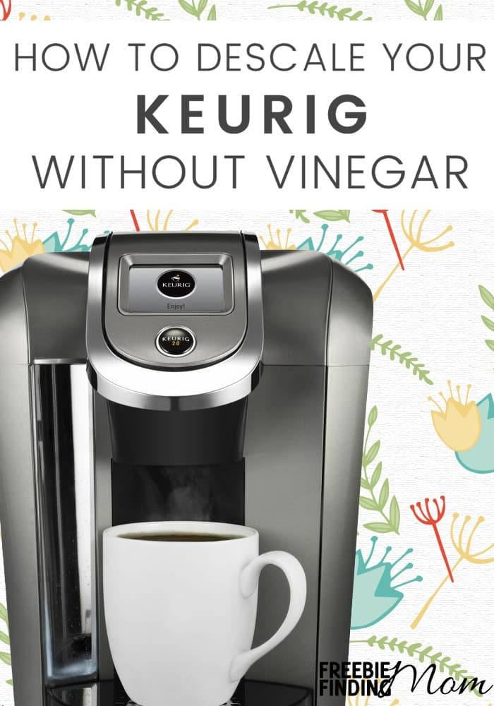 Keurig Coffee Maker Instructions For Descaling : How to Descale a Keurig Without Vinegar