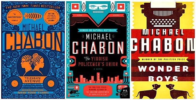 Michael Chabon eBooks