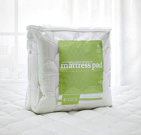 Amazon Bamboo Mattress Pad Queen Just 85 99 Regularly
