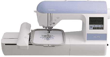 5×7 Inch Brother Embroidery Machine