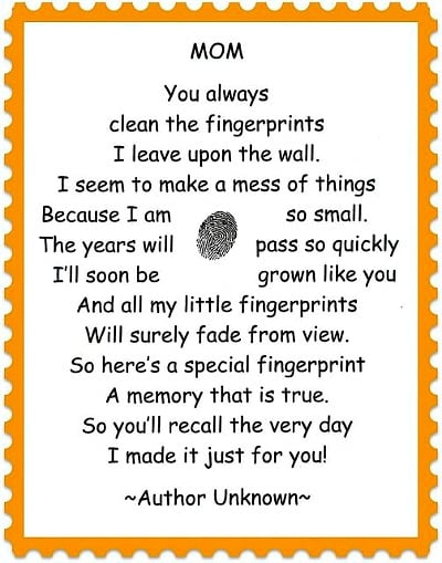Mothers Day Poems Funny