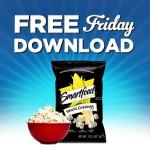 Kroger FREE Friday Download: One FREE Bag of Smartfood® Popcorn (April 28 Only)