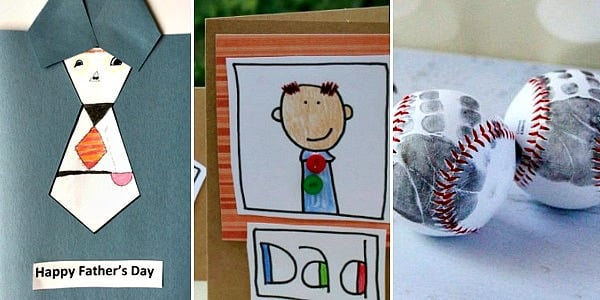 12 Father S Day Crafts For Preschoolers