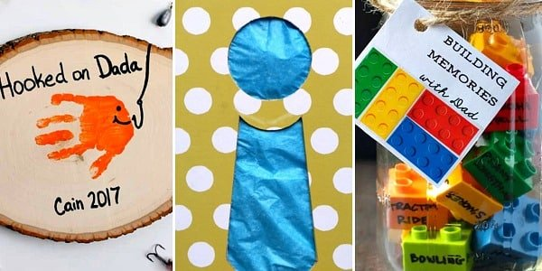 Father's Day Craft Ideas For