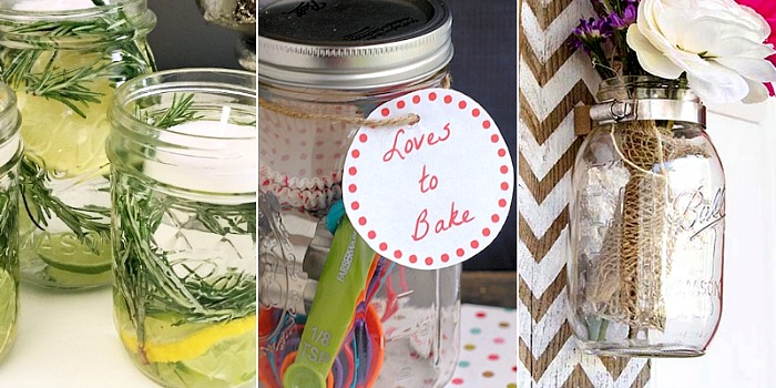 Mother's Day gifts jars crafts