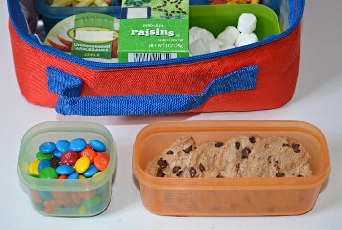 Pool or beach snacks