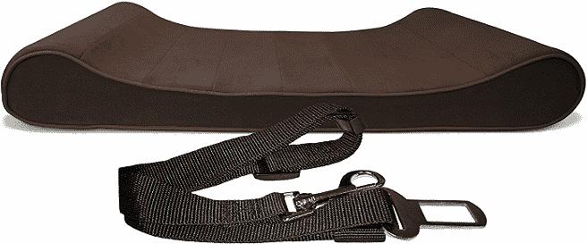 FurHaven Micro Velvet Luxe Lounger Pet Bed Bundle