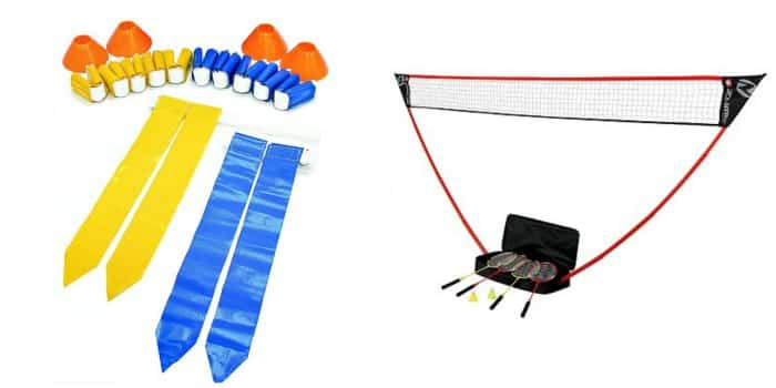Yard games and sports equipment is on sale at Amazon