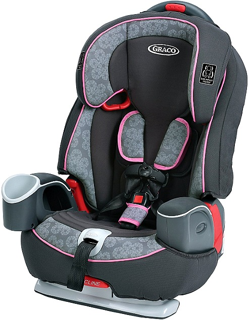3-in-1 Graco Nautilus 65 Booster Car Seat, Sylvia