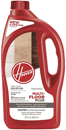 32-Oz Hoover Multi-Floor Plus 2X Concentrated Hard Floor Cleaner Solution