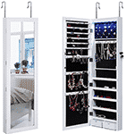 Amazon: Up to 25% Off Jewelry Cabinets – Today Only!