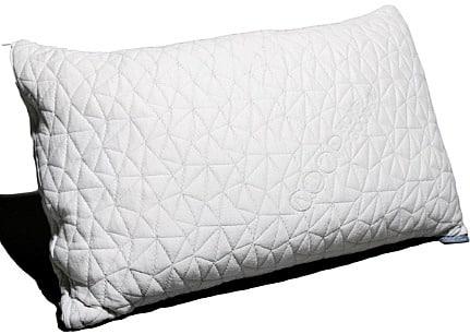 Coop Home Goods Shredded Hypoallergenic Certipur Memory Foam Pillow