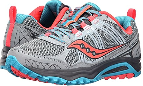 Saucony Women's Grid Excursion Trail Running Shoe