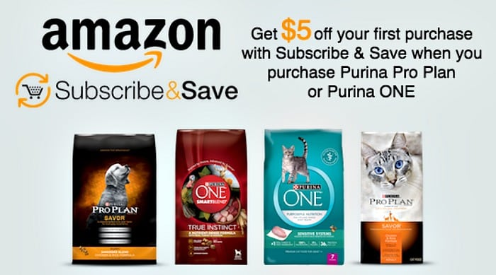 Purina Pro Plan and Purina ONE