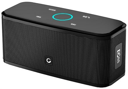 DOSS Touch Wireless Bluetooth Portable Speaker with HD Sound and Bass