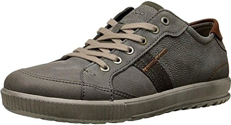 ECCO Men's Ennio Retro Fashion Sneaker