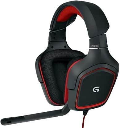 Logitech Stereo Gaming Headset with Mic