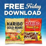 Kroger FREE Friday Download: One FREE Haribo Gummi Candy (June 30 Only)