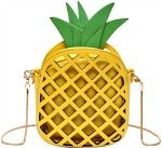 Zaful.com's 3rd Anniversary Sale: Funny Pineapple Shaped Crossbody Bag Just $6.90 (Regularly $22.72)