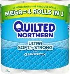 Target Cartwheel: Save 10% on Quilted Northern® Toilet Paper Products (Through July 8)