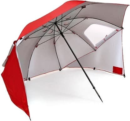 8-Foot Sport-Brella Portable All-Weather and Sun Umbrella