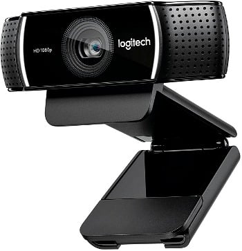 Logitech Pro Stream Webcam – 1080p HD Camera