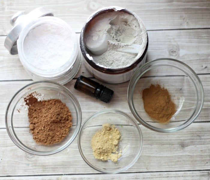 Mineral Makeup Recipes Ingredients