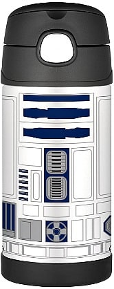12 Ounce Thermos Funtainer Bottle in R2D2