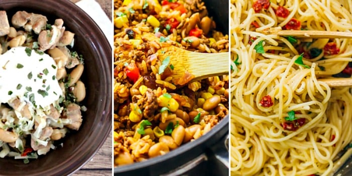 Inexpensive Meals For Large Groups