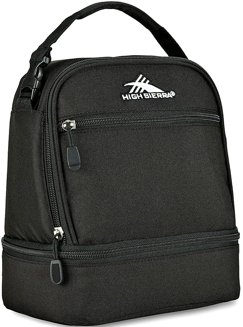 High Sierra Compartment Lunch Bag