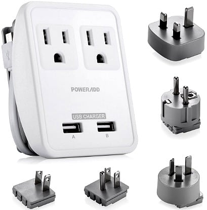 Poweradd World International Travel Adapter Kits