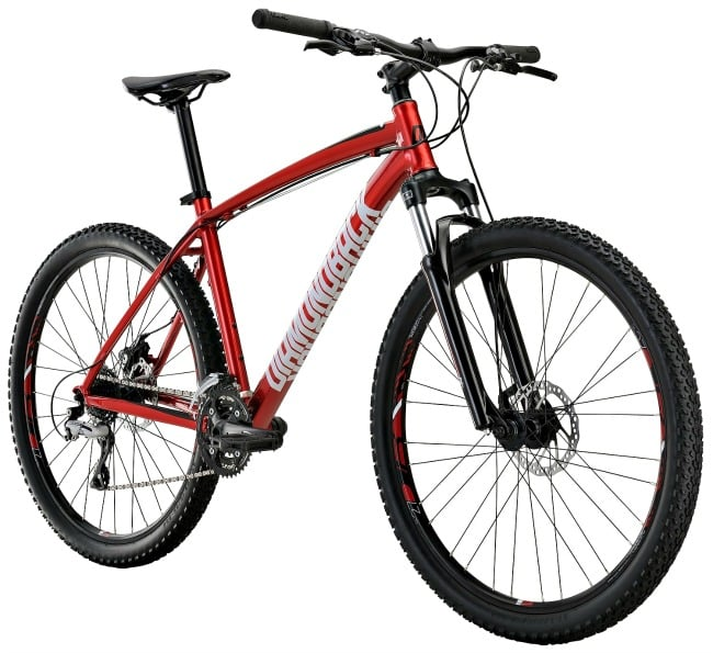 Diamondback Bicycles Overdrive Hardtail Mountain Bike with 27.5″ Wheels