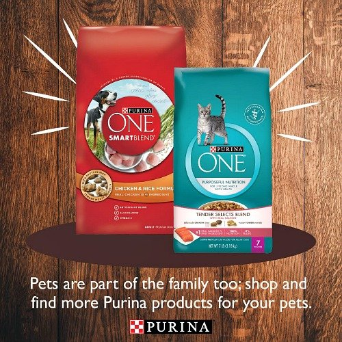 Purina pet products