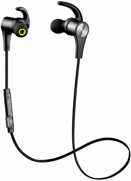 SoundPEATS Magnetic Bluetooth Wireless Headphones