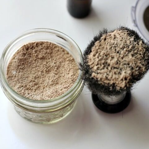 The Best Homemade Mineral Makeup Foundation