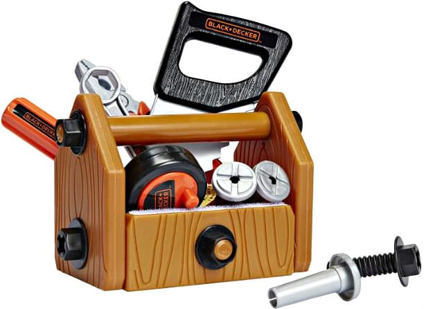 Black + Decker Junior Deluxe Tool Set