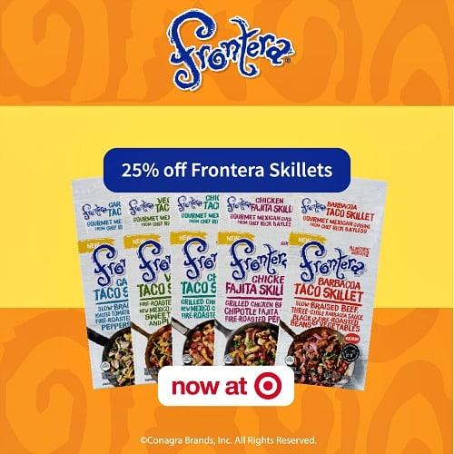 Target: 25% Off Frontera Skillets (Cartwheel Offer)