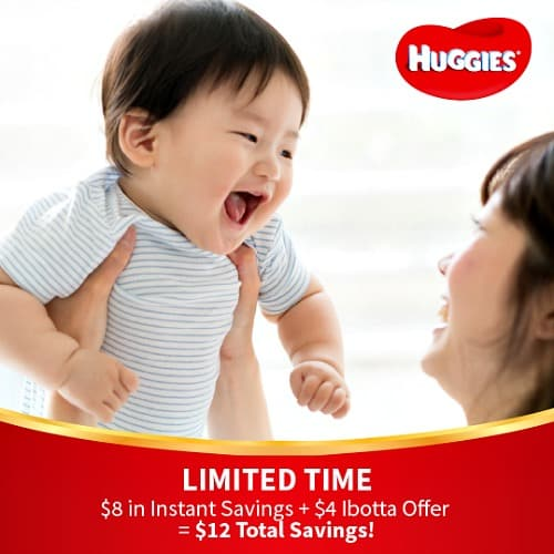 Sam's Club: Buy Any Two Qualifying Huggies Products, Get Up to $12 in Savings