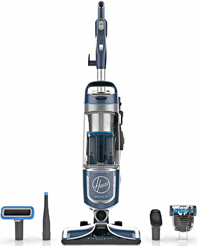 Hoover REACT Professional Pet Plus Bagless Upright Vacuum