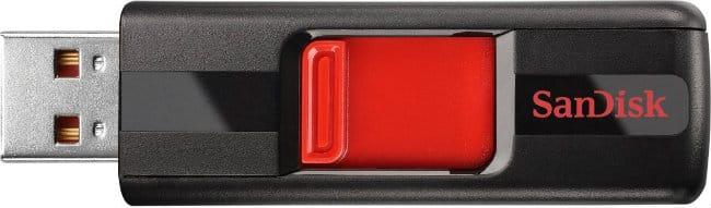 SanDisk Cruzer USB Flash Drive