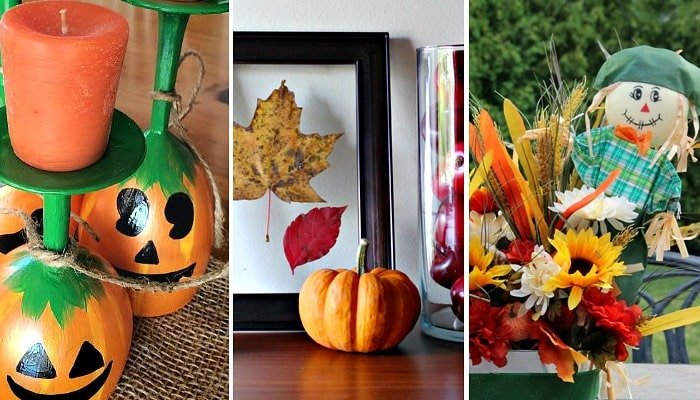 Simple Autumn Crafts To Make